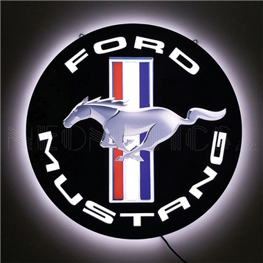 Ford Mustang Slim Line LED Sign
