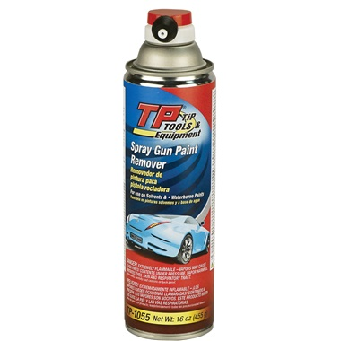 TP Tools® Spray Gun Paint Remover