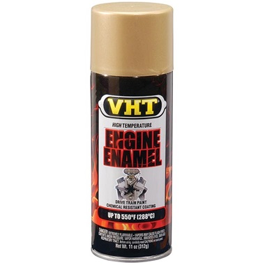 VHT® 550°F Engine Enamel - Universal Gold, 11 oz