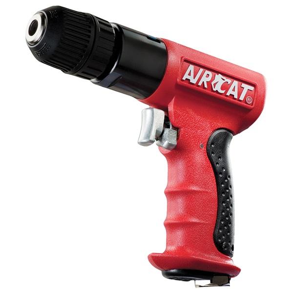 """AIRCAT® 3/8"""" Reversible Air Drill"""