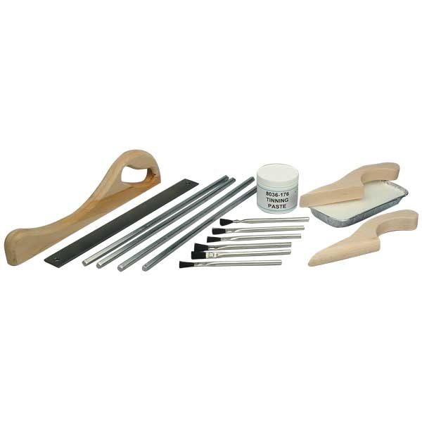 Starter Auto Body Lead/Solder Kit