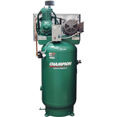 Champion® Heavy-Duty 7.5HP 2-Stage 80-Gal Air Compressor