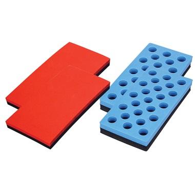 TP Tools® Pro-Series Wet/Dry Sanding Blocks