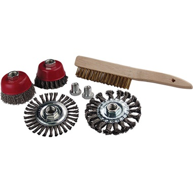 7-Pc Grinding Brush Kit