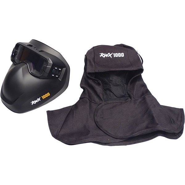 Razorweld™ Auto-Darkening Welding Goggles & Mask Kit