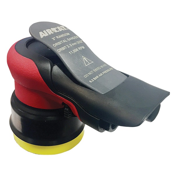 "AIRCAT® 3"" Orbital Palm Air Sander/Polisher"