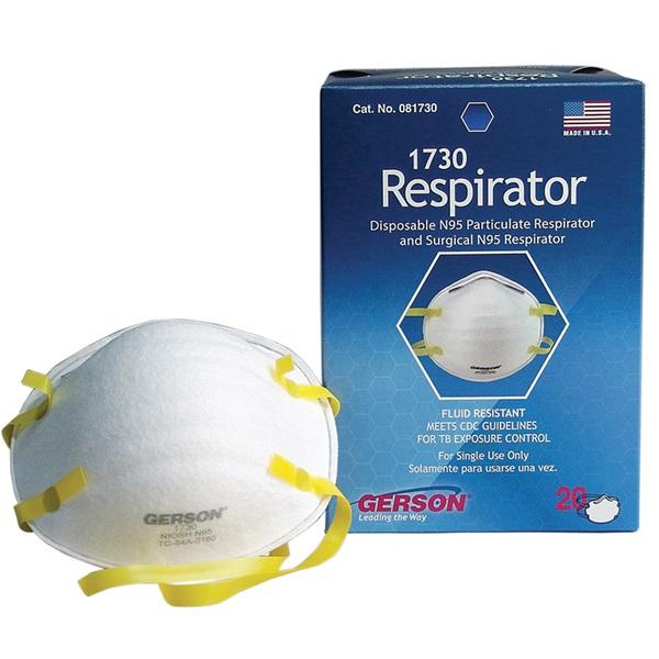 Respirator Gerson® mask Gerson® N95 N95