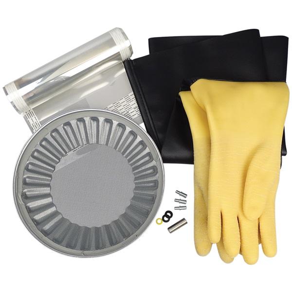 "X-Large Cabinet Maintenance Kit - 32""L Super-Pro Gloves, Carbide"