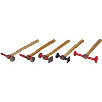 TP Tools® 5-Pc Pro-Series Hammer Set