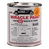 Bill Hirsch Miracle Paint - Extra-Thick Gloss Black, Qt