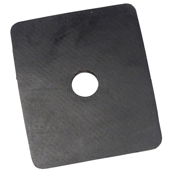 Rubber Mounting Block