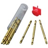 """12 Pc Double Ended Drill Bits, 1/8"""""""