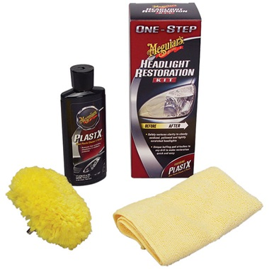 Meguiar's® Headlight Restoration Kit