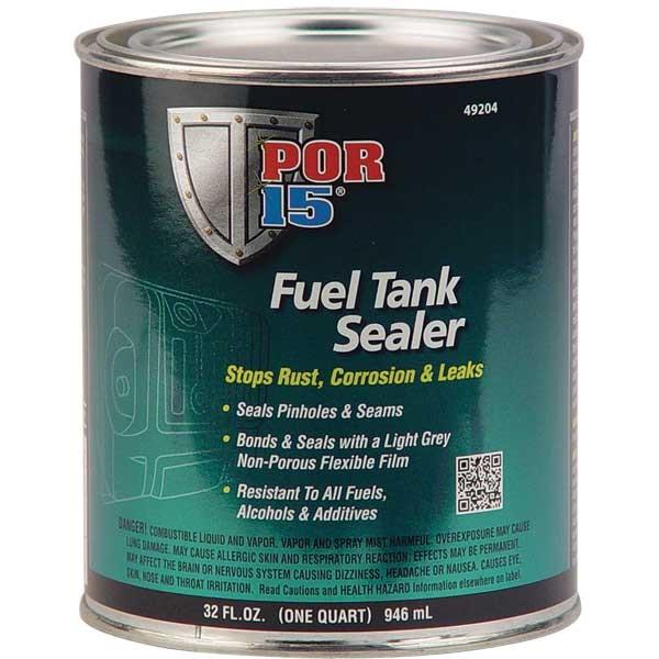Gas Leak Sealant : Por fuel tank sealer tp tools equipment