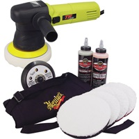 "TP Tools® ""Polish Mate"" Polisher & Meguiar's® 6"" DA Paint Correction System"