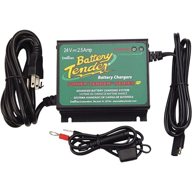 24-Volt Battery Tender® Power Tender Plus Charger