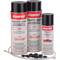 RUSFRE Inner Panel Cavity Wax Rustproofing Kit