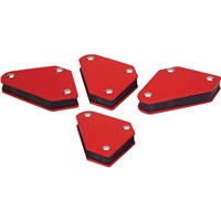 4-Pc Mini Magnetic Welding Support Jigs