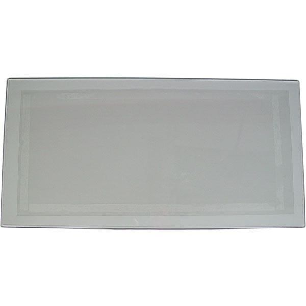 """Standard 12"""" x 24"""" Tempered Glass Cabinet Lens TP Tools& Equipment"""