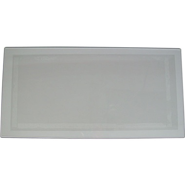 "Standard 12"" x 24"" Tempered Glass Cabinet Lens"
