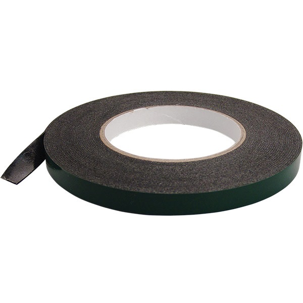 """Double-Sided Foam Attachment Tape - 1/2"""" x 32 ft"""