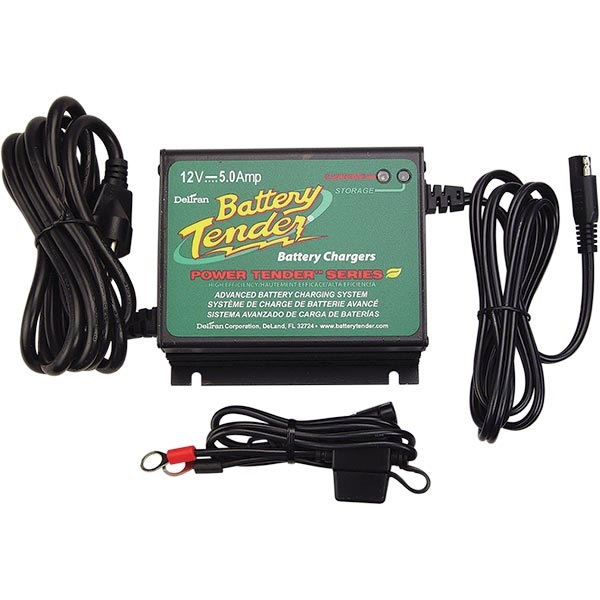12-Volt Battery Tender® Power Tender Plus Charger