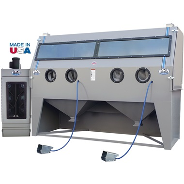 USA 1936 Double Duty Abrasive Blasting Cabinet