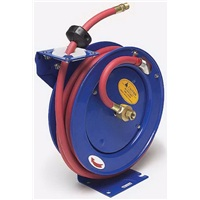 "3/8"" x 25 Ft Air Hose Reel with Hose"
