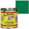 1 Shot® Lettering & Pinstripe Enamel Paint - Medium Green