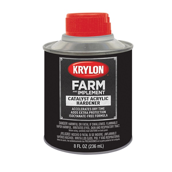 Krylon® Farm & Implement Catalyst Hardener, 8 oz