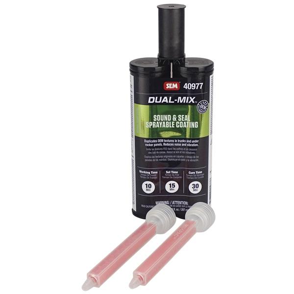 SEM® Dual-Mix™ Sound & Seal Sprayable Coating