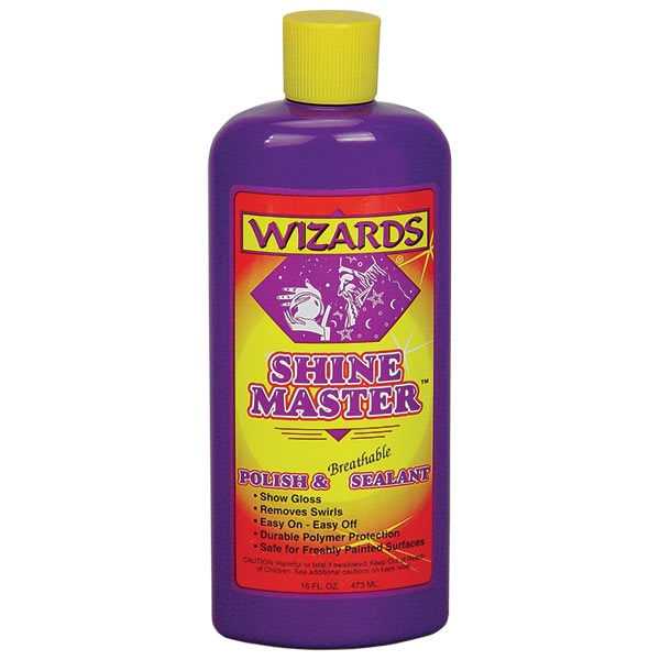 wizards shine master polish sealant tp tools equipment. Black Bedroom Furniture Sets. Home Design Ideas