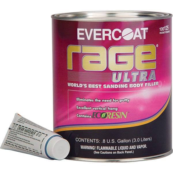 Evercoat® Rage® Ultra Premium Body Filler