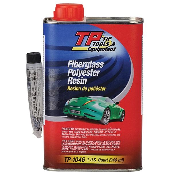 TP Tools® Fiberglass Resin