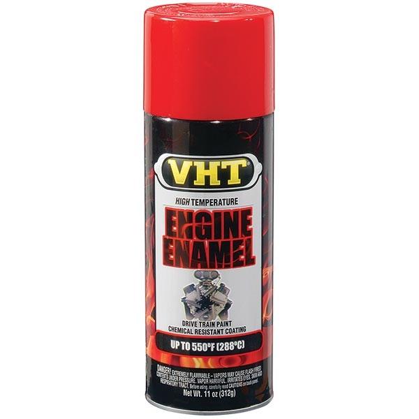 VHT® 550°F Engine Enamel - Universal Bright Red, 11 oz