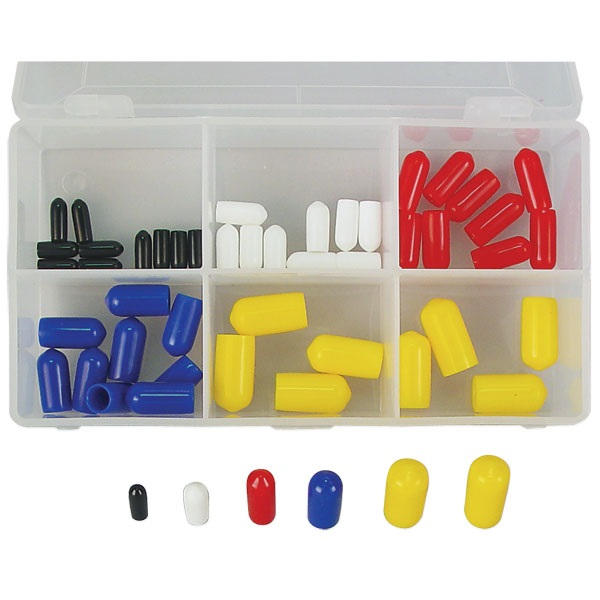 50-Pc Carburetor & Vacuum Cap Kit