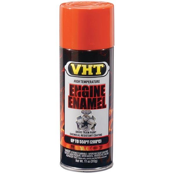 VHT® 550°F Engine Enamel - Chrysler Hemi Orange, 11 oz