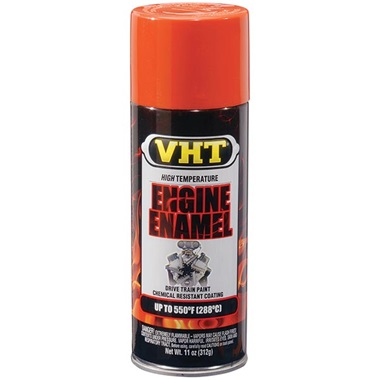 VHT® 550°F Engine Enamel - Chrysler Hemi Orange, 11 oz