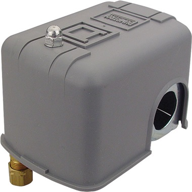 Air Compressor Pressure Control Switch - 5-25 HP
