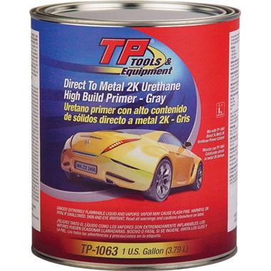"""TP Tools® """"3-IN-1"""" Urethane Primer (2K) DTM - Gray, Gal"""