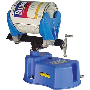 Air-Operated Paint Shaker