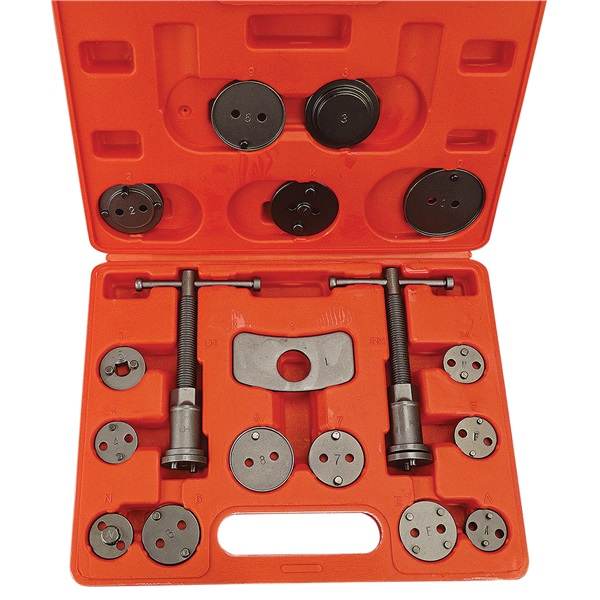 ATD 18-Pc Disc Brake Caliper Tool Set