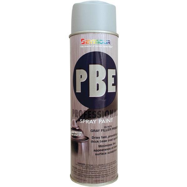 SEYMOUR® PBE Professional Gray Filler Primer, 15 oz