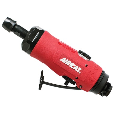 "AIRCAT® 1/4"" Reversible Straight Air Die Grinder"