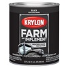 Krylon® Farm & Implement Paint - Gloss Black, Qt