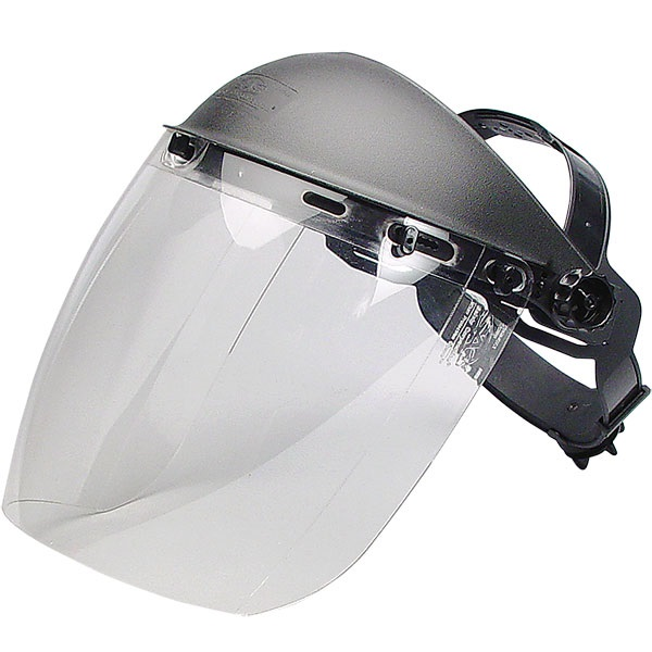 Deluxe Face Shield with Headgear