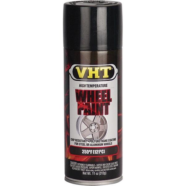VHT® Wheel Paint - Gloss Black, 11 oz