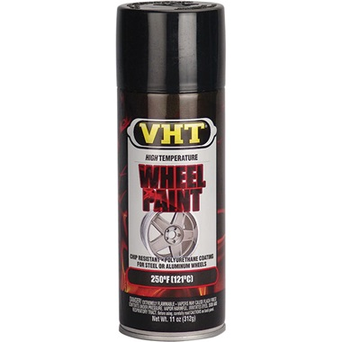 VHT® Wheel Paint - Gloss Black, 11 oz