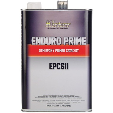 Kirker Enduro Prime Epoxy Primer Catalyst (2K) DTM - Gallon
