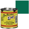 1 Shot® Lettering & Pinstripe Enamel Paint - Dark Green